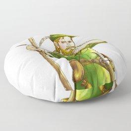 Robin Hood Floor Pillow