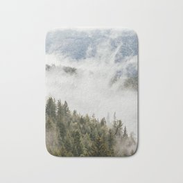 Mountain, Nature Photography, Wanderlust Bath Mat