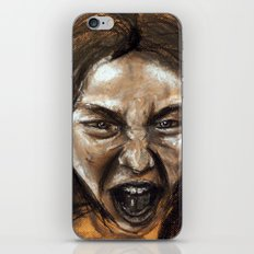 Scream #9 iPhone & iPod Skin