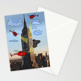 EMPIRE STATE COMIC Stationery Cards