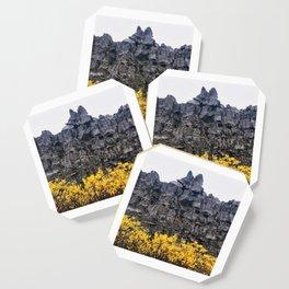 Cliffs in Iceland Coaster
