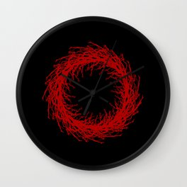 Spiral Out, Keep Going... Wall Clock