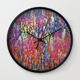 SIZE ME UP  Wall Clock