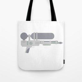 Water Gun Tote Bag