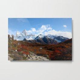 Patagonia 4 Metal Print