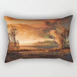 Natural Wonder Rectangular Pillow
