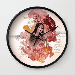 Shakespeare Ladies #2 Wall Clock