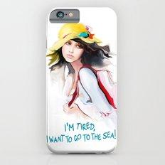 Travel iPhone 6s Slim Case