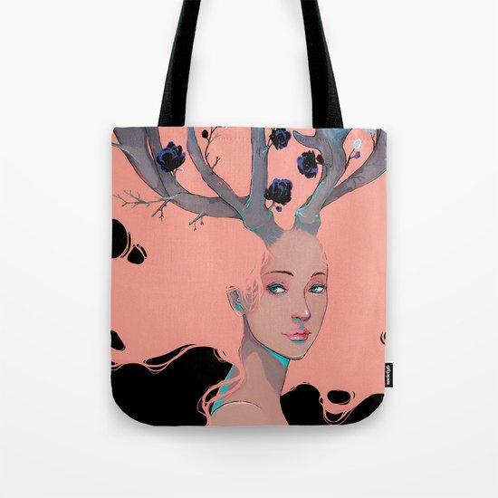 Lady Cornue. Tote Bag