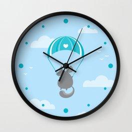 Chinthrilla Wall Clock