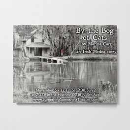 By the Bog of Cats Metal Print