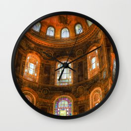 Hagia Sophia Istanbul Wall Clock