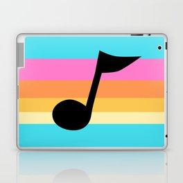 Mabel Music Note Laptop & iPad Skin
