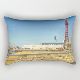 The North Pier Blackpool Rectangular Pillow