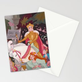 Prince Charming Stationery Cards