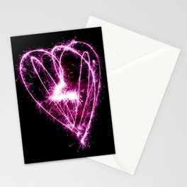 Light Heart Stationery Cards