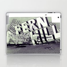 Greetings from Fern Hill Laptop & iPad Skin