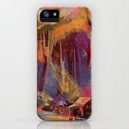 Hobnob iPhone Case