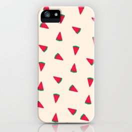one slice is not enough iPhone Case