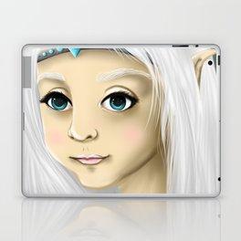 Little elvish fairy Laptop & iPad Skin