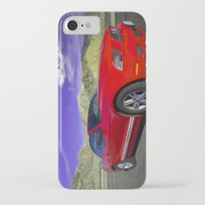 Mustang Coupe iPhone 7 Slim Case