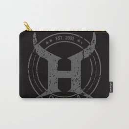 HEMI - H Crest - Grey Carry-All Pouch