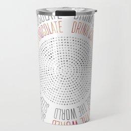 GRAPHIC ART Life Circles Travel Mug