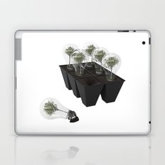 Eco Bulb 6 pack Laptop & iPad Skin