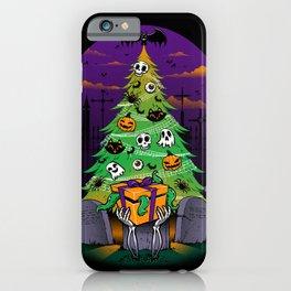 Halloween Is My Xmas iPhone Case