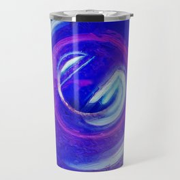 Abstract Mandala 267 Travel Mug