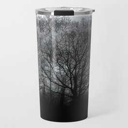 The trees of the mind are black. ' Travel Mug