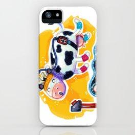 Fat Free Milk iPhone Case