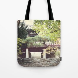 The Path to Enlightenment Tote Bag