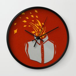 """Normal"" Wall Clock"