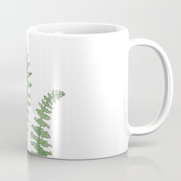 Flowing Fern Coffee Mug