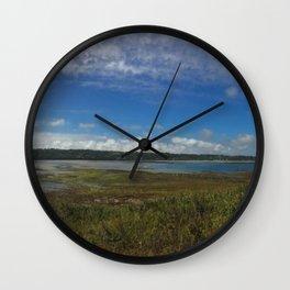 Vazon Bay, Guernsey Wall Clock