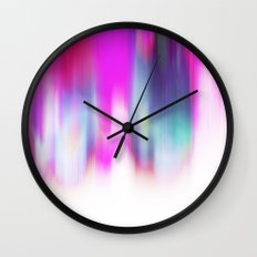 2.0 Blur Wall Clock
