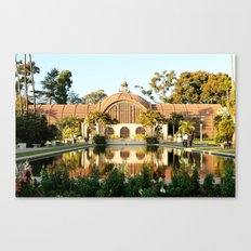 Balboa Park Canvas Print