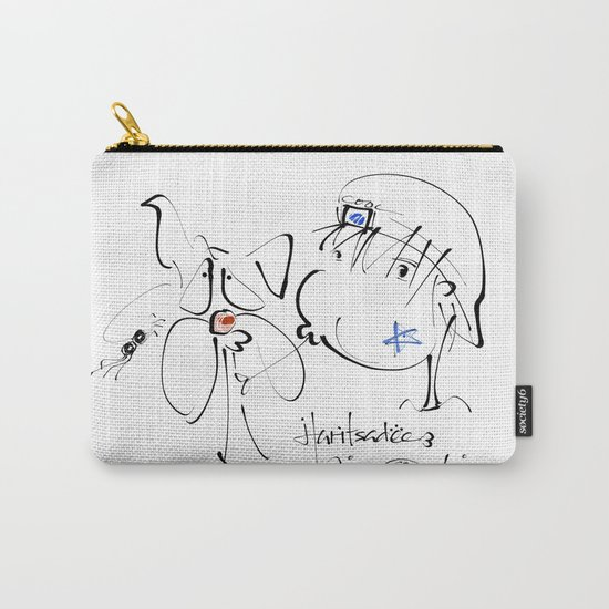 haritsadee 14 Carry-All Pouch