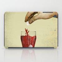 tea iPad Cases featuring Tea by gazonula