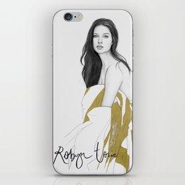 ADRIANA iPhone Skin