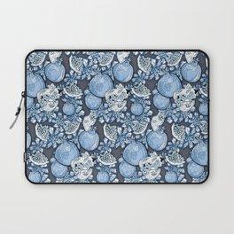 Persephone: Stormy Blue Skys  Laptop Sleeve