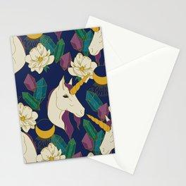 Magic Unicorn Garden Stationery Cards