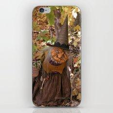 Rucus Studio Hag of the Woods iPhone & iPod Skin