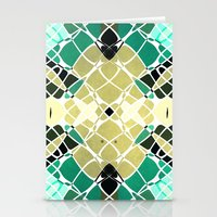 snake Stationery Cards featuring Snake by SensualPatterns