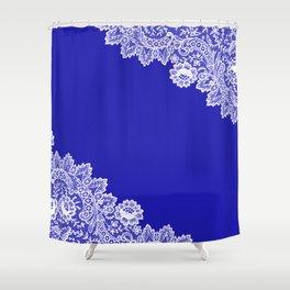 Lace design 3. Shower Curtain