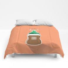 In My Fridge - Chocolate Milk Comforters