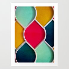 Lovealot Art Print