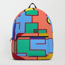Gyeongbokgung Palace Pattern Backpack