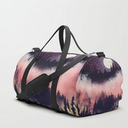 Evening Glow Duffle Bag